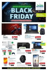 Incredible Connection : Black Friday (21 Nov - 25 Nov 2018)
