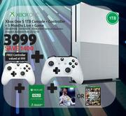 Xbox One S 1TB Console + Controller + 3 Months Live + Game