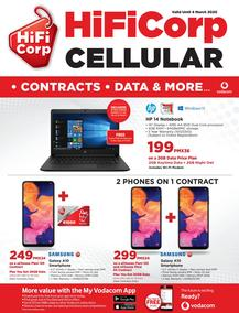 HiFi Corp : Cellular (Valid Until 4 March 2020)