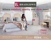 Bradlows (16 Jan - 12 Feb 2019)