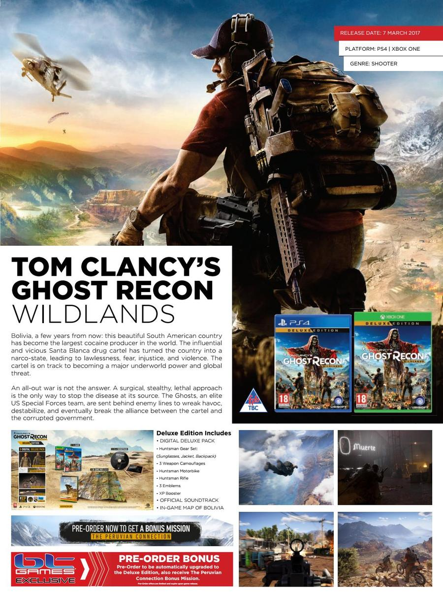 BT Games : Magazine