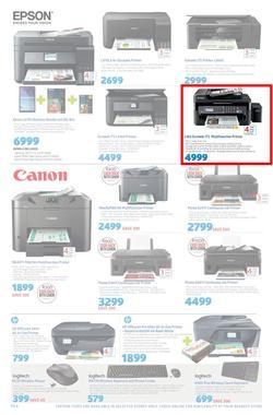 Special Epson L565 Ecotank ITS Multifunction Printer — www guzzle co za
