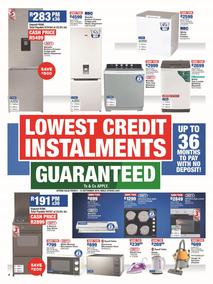OK Furniture : Lowest Prices (06 Sep - 15 Sep 2019)