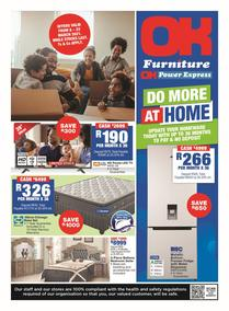 OK Furniture : Do More At Home (08 March - 22 March 2021)