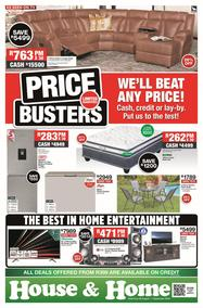 House & Home : Price Busters (20 Aug - 01 Sep 2019)