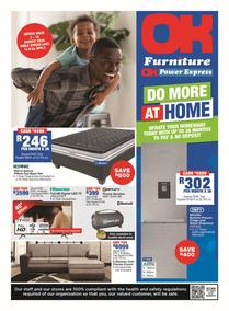 OK Furniture : Do More At Home (03 August - 16 August 2020)
