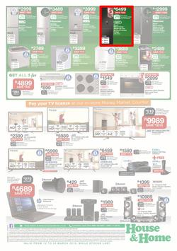 House & Home : Lowest Prices (12 Mar - 24 Mar 2019), page 4