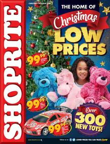 Shoprite RSA : Christmas Promotion (18 Nov - 25 Dec 2019)