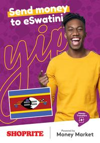 Shoprite : Send Money To Eswatini (Request Valid Dates From Retailer)