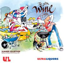 Ultra Liquors : Summer Wine Guru (14 Oct - 06 Jan 2019)