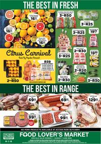 Food Lover's Market Western Cape : The Best In Fresh (01 June - 07 June 2020)