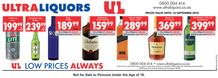 Ultra Liquors : Promotions (04 Sep - 16 Sep 2018)