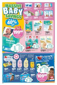 Checkers Western Cape : Massive Baby Savings (22 Aug - 09 Sep 2018)
