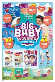 Checkers Western Cape : Baby Promotion (25 Mar - 07 Apr 2019)