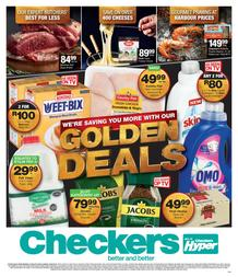 Checkers Western Cape : Golden Celebration Promotion (24 Jun - 30 Jun 2019)