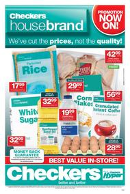 Checkers Western Cape : Housebrand Promotion  (11 Mar - 24 Mar 2019)