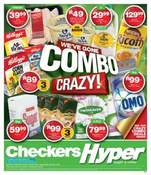Checkers Hyper Western Cape : Combo Crazy! (24 Sep - 07 Oct 2018)