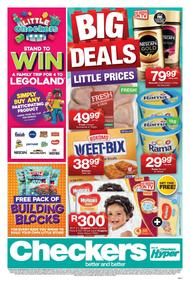 Checkers Western Cape : Little Prices Promotion (20 May - 09 Jun 2019)