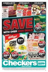 Checkers Western Cape : July Month End Promotion Specials (22 Jul - 04 Aug 2019)