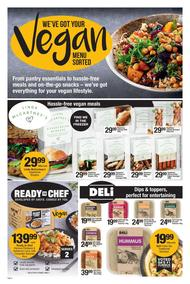 Checkers Western Cape : Vegan Specials (25 Mar - 07 Apr 2019)