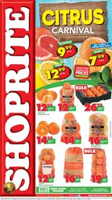 Shoprite Western Cape : Citrus Carnival (25 Jun - 30 Jun 2019)