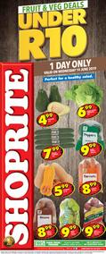 Shoprite Western Cape : Fruit & Veg Deals (19 Jun 2019 ONLY)