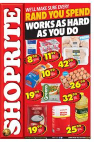 Shoprite Western Cape : Hustle Promotion (08 Jul - 21 Jul 2019)