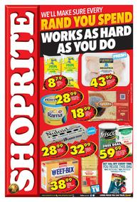 Shoprite Western Cape : Hustle Promotion (25 Feb - 10 Mar 2019)