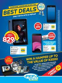 Pep Cell : Best Deals (26 Dec 2019 - While Stocks Last)